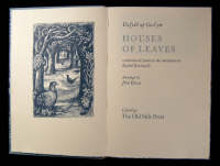 Houses of Leaves (Leather / fine binding)