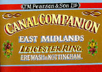 Pearson's Canal Companion: East Midlands and Leicester Ring (Paperback)