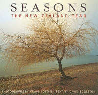 Seasons: The New Zealand Year (Hardback)