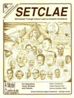 SETCLAE, Kindergarten: Self-Esteem Through Culture Leads to Academic Excellence (Paperback)