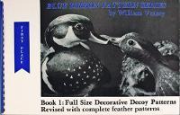 Blue Ribbon Pattern Series: Full Size Decorative Decoy Patterns (Paperback)