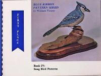 Blue Ribbon Pattern Series: Song Bird Patterns (Paperback)