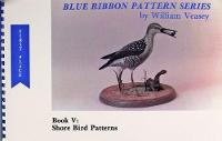 Blue Ribbon Pattern Series: Shore Bird Patterns (Paperback)