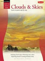 Oil & Acrylic: Clouds & Skies: Learn to Paint Step by Step (Paperback)