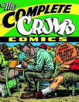 The Complete Crumb Comics #1: The Early Years of Bitter Struggle (Paperback)