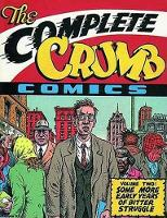 Complete Crumb Comics, The: Vol.2: Some More Early Years of Bitter Struggle (Paperback)