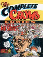 The Complete Crumb Comics Vol.4: Mr. Sixties (Paperback)