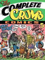 The Complete Crumb Comics Vol.5: Happy Hippy Comix (Paperback)