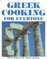 Greek Cooking for Everyone: Second Edition (Paperback)