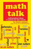 Math Talk: Mathematical Ideas in Poems for Two Voices (Paperback)
