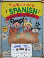 Teach Me More... Spanish: Cassette: A Musical Journey Through the Year