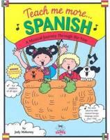 Teach Me More... Spanish CD: A Musical Journey Through the Year