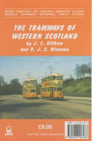 The Tramways of Western Scotland (Paperback)