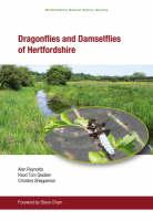 Dragonflies and Damselflies of Hertfordshire (Paperback)