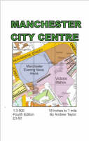 Manchester City Centre (Sheet map, folded)