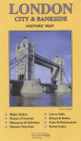 London City & Bankside Visitors Map - DHP Visitors Maps S. (Sheet map, folded)