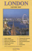 London Visitors Map - DHP Visitors Maps S. (Sheet map, folded)