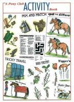 The Pony Club Activity Book (Paperback)