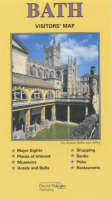 Bath Visitors' Map - DHP Visitors Maps S. (Sheet map, folded)
