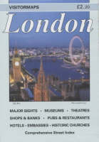 London: Visitor Map (Sheet map, folded)