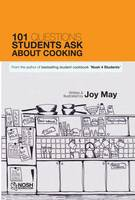 101 Questions Students Ask About Cooking (Paperback)