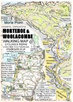 Mortehoe and Woolacombe: Walking Map (Sheet map)