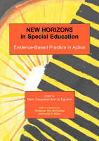 New Horizons in Special Education: Evidence-based Practice in Action (Paperback)