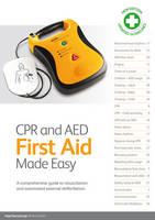 CPR and AED First Aid Made Easy: A Comprehensive Guide to Resuscitation and Automated External Defibrillation (Paperback)