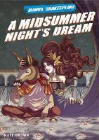 A Midsummer's Night's Dream - Manga Shakespeare (Paperback)