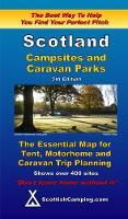 Scotland Campsites and Caravan Parks (Paperback)