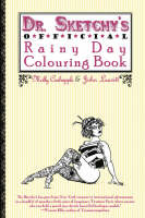 Dr. Sketchy's Official Rainy Day Colouring Book (Paperback)