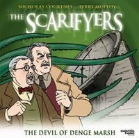 The Scarifyers: The Devil of Denge Marsh (CD-Audio)