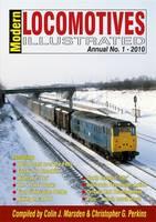 Modern Locomotives Illustrated 2010: Annual No. 1 (Hardback)