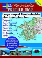 The Pembrokeshire Premier Map (Sheet map)