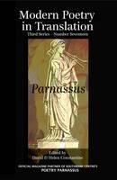 Parnassus - Modern Poetry in Translation, Third Series 17 (Paperback)