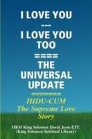 I Love You - I Love You Too (Paperback)