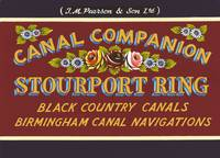 Pearson's Canal Companion, Stourport Ring: Black Country Canals & Birmingham Canal Navigations (Paperback)