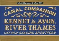 Pearson's Canal Companion - Kennet & Avon, River Thames