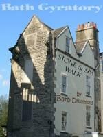 Bath Gyratory: Stone and Spa Walk (Paperback)
