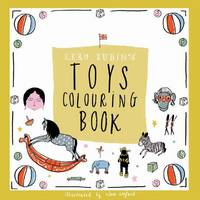 Zero Lubin's Toys Colouring and Activity Book (Paperback)