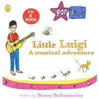 Little Luigi: A Musical Adventure (Paperback)