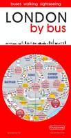 London by Bus 2013-14: Buses Walking Sightseeing - All-on-One (Sheet map, folded)