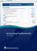 Accounting Fundamentals: Midnight Manual (Paperback)