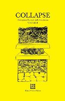 Collapse: Volume 2: Speculative Realism - Urbanomic / Collapse (Paperback)