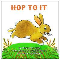 Hop HOP TO IT - Woodstock and Churchill (Hardback)