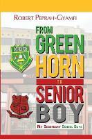 From Greenhorn to Senior Boy My Secondary School Days (Paperback)
