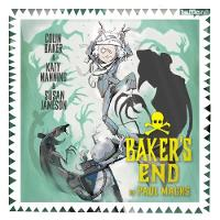 Baker's End: The Happenstance Pox 2017 (CD-Audio)