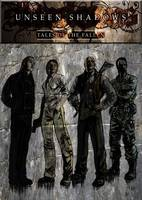 Tales of the Fallen - Unseen Shadows (Paperback)