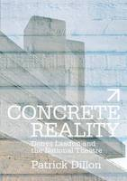 Concrete Reality: Building the National Theatre (Paperback)