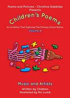 Children's Poetry: Music and Artists: An Invitation That Captured Children's Imagination - Poems and Pictures Children's Poetry 4 (Paperback)